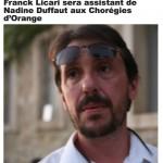 Franck choregia